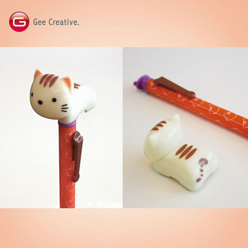 小貓迴力車筆 3