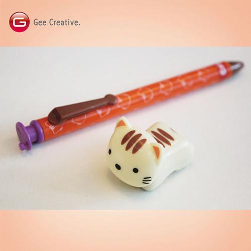 小貓迴力車筆 4