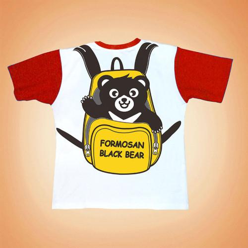 黑熊背包款2