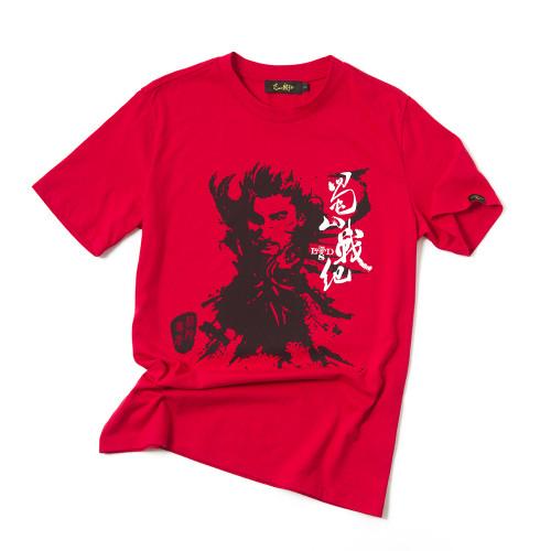 短袖T恤商品圖-綠袍1