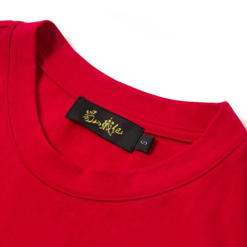 短袖T恤商品圖-綠袍3
