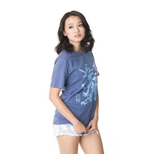 短袖T恤模特兒照-丁隱1