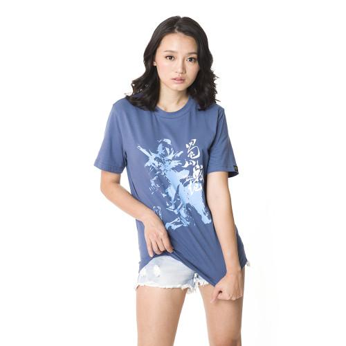 短袖T恤模特兒照-丁隱4