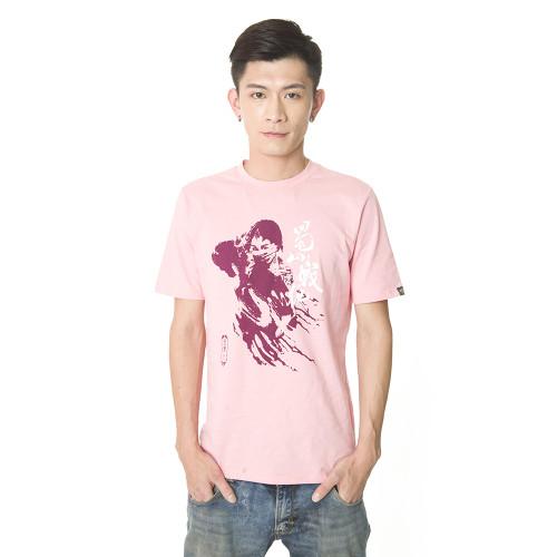 短袖T恤模特兒照-玉無心1